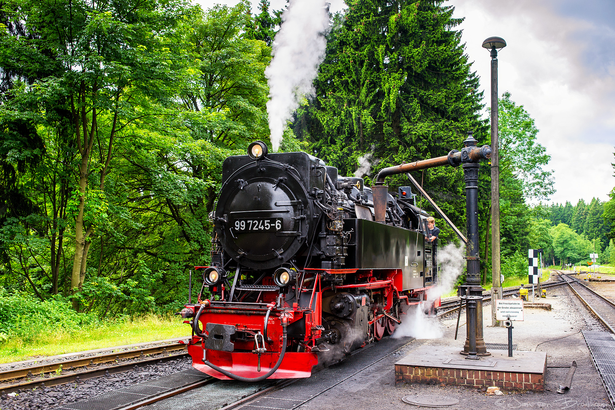 Harzer Schmalspur Bahnen