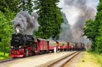 Mit Volldampf durch den Harz: Reisen mit den Harzer Schmalspurbahnen