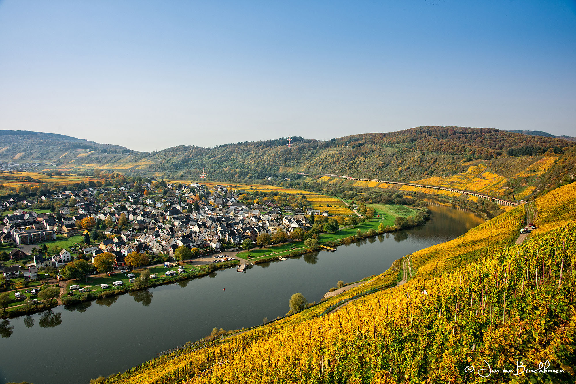 Herfstvakantie 2017 aan de Moezel in Duitsland